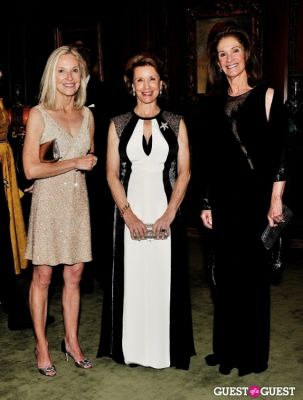 emily frick in The Frick Collection 2013 Autumn Dinner