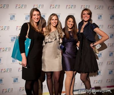 emily mazzaferro in YMA Fashion Schlorship Fund Awards Dinner
