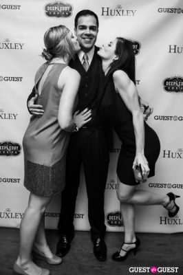 emily ott in Great Gatsby Gala @ The Huxley