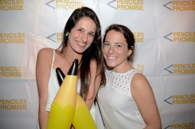 emily varni in Pencils of Promise White Party 2015