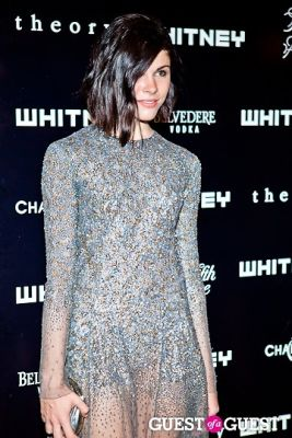 emily weiss in Whitney Art Party at Skylight Soho