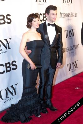 emily young in The Tony Awards 2014