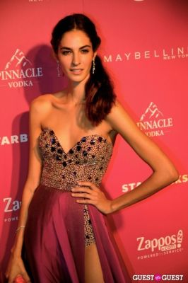emina cunmulaj in Us Weekly's 25 Most Stylish New Yorkers Event