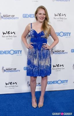 emma bell in Generosity Water Presents