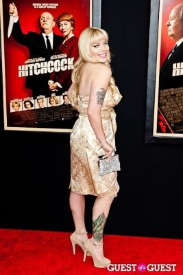 emma jacobs in HITCHCOCK The New York Premiere