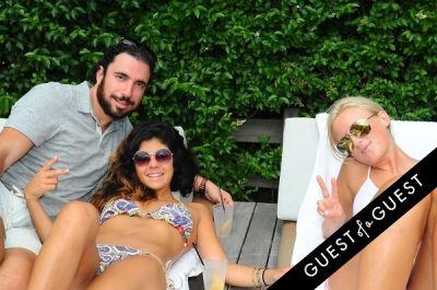 emma marie-riley in Summer Set Saturdays At Montauk Beach House Featuring