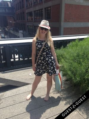emma murray in Summer 2014 NYC Street Style