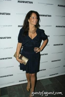 emma snowdon-jones in Manhattan Magazine Release Party