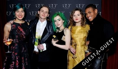 matthew holmes in The Cut - New York Magazine Fashion Week Party