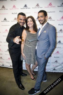 emmanuel pena-helaine-weinberg-anthony-jesus-medina in Toasting the Town Presents the First Annual New York Heritage Salon & Bounty