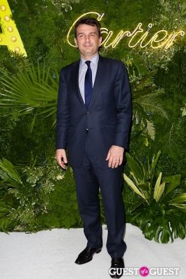emmanuel perrin in MOMA Party In The Garden 2013