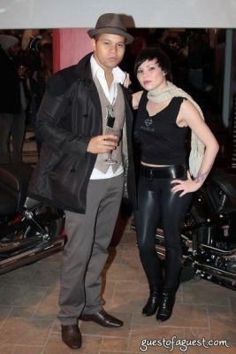 emmi grullon in Marisa Miller and Harley Davidson