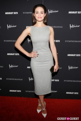 emmy rossum in New York Premiere of Magnolia Pictures' Nymphomaniac:Volume One