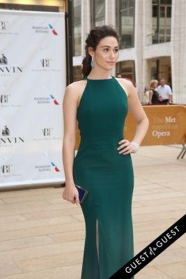 emmy rossum in American Ballet Theatre's Opening Night Gala
