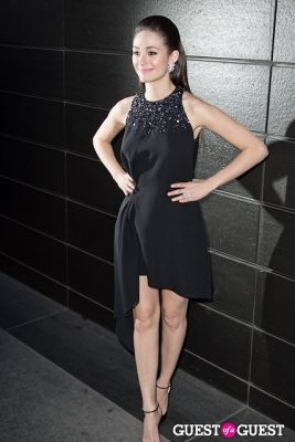 emmy rossum in New Yorkers for Children Tenth Annual Spring Dinner Dance