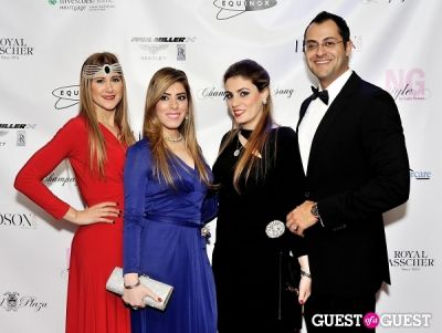 ameer hassan in Champagne & Song Gala Celebrating Sage Eldercare