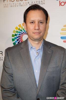 enrique villacreses-sierra in ProEcuador Los Angeles Hosts Business Matchmaking USA-Ecuador 2013