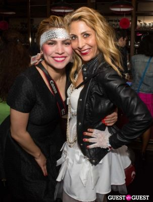 stacy katz in SPiN Standard Presents Valentine's '80s Prom at The Standard, Downtown