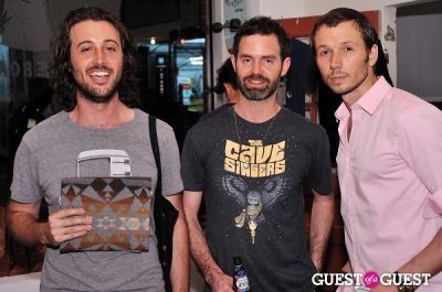 sebastian errazuriz in Ed Hardy:Tattoo The World documentary release party