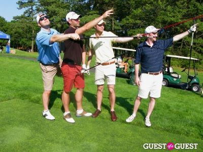 eric fleet in Hamptons Golf Classic