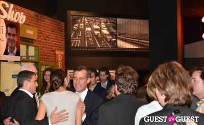 eric garcetti in Chefs For Garcetti Food & Wine Event