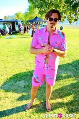 eric haug in Coachella: Vestal Village Coachella Party 2014 (April 11-13)