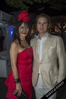 eric javits in The Untitled Magazine Hamptons Summer Party Hosted By Indira Cesarine & Phillip Bloch
