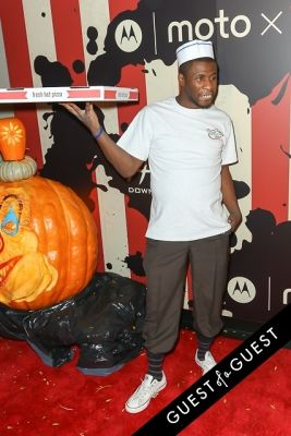 eric kelly in Heidi Klum's 15th Annual Halloween Party
