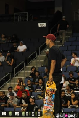 eric koston in Street League Skateboard Tour
