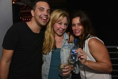 megan pope in Marky Ramone Celebrates Marinara Madness Presented By Aquaçai And Cadillac
