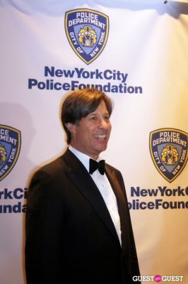 eric rudin in NYC Police Foundation 2014 Gala