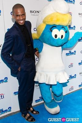 eric west in The Smurfs 2