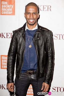 eric west in New York Special Screening of STOKER