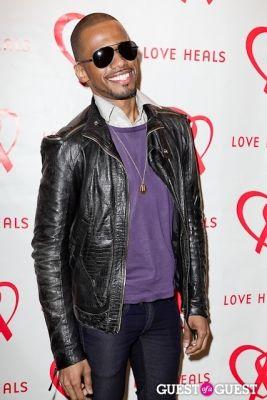 eric west in Love Heals 2013 Gala