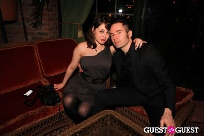alan veucasovic in 'Limelight' Afterparty at the Bowery Hotel