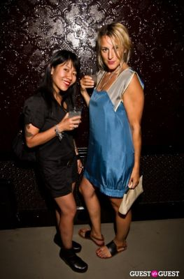 erica lee-young in Advanced Style Party