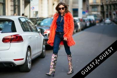 erica pelosini in Milan Fashion Week Pt 3