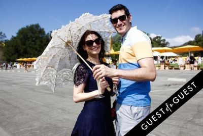 daniel davis in The Sixth Annual Veuve Clicquot Polo Classic