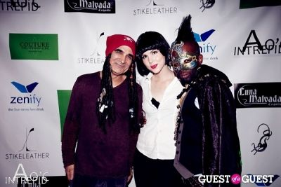 erica stikeleather in Couture Clothing Halloween Party 2013