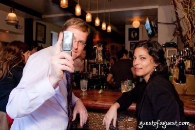 jeanine prezioso in Destination Bar - Opening Media Party