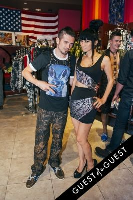 erik rosete in Mister Triple X Presents Bunny Land Los Angeles Trunk Show & Fashion Party With Friends