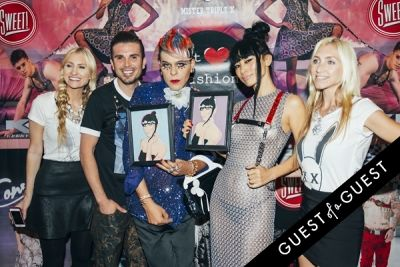 sham ibrahim in Mister Triple X Presents Bunny Land Los Angeles Trunk Show & Fashion Party With Friends