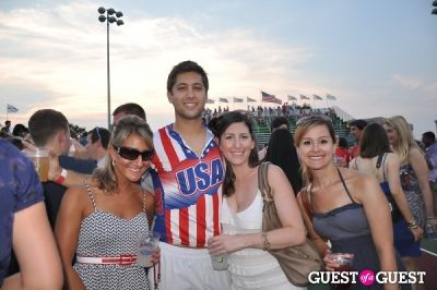 anthony piscitelli in Red, White and Boom