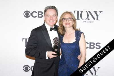 erika mallin in The Tony Awards 2014