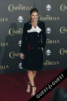 erin andrews in Premiere of Disney's