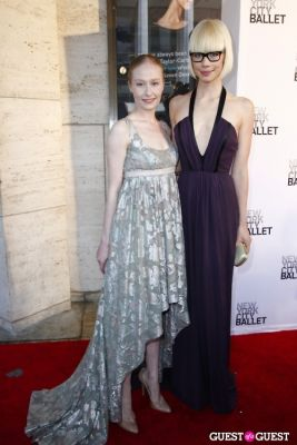 erin fetherston in New York City Ballet Spring Gala 2011