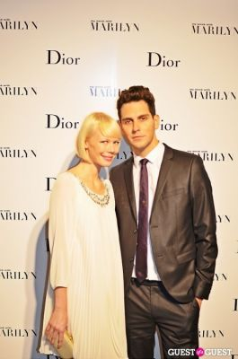 gabe saporta in Picturing Marilyn @ Milk