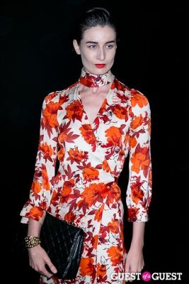 erin oconnor in Chanel Fine Jewelry Presents
