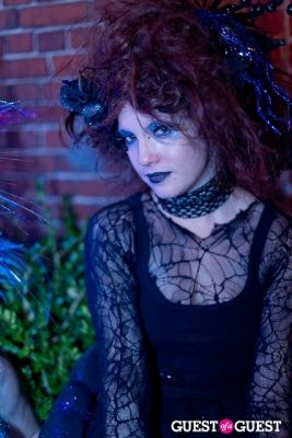 erin okeefe in Mara Hoffman & Pamela Love celebrate Halloween