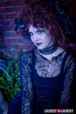 erin okeefe in Mara Hoffman & Pamela Love celebrate Halloween